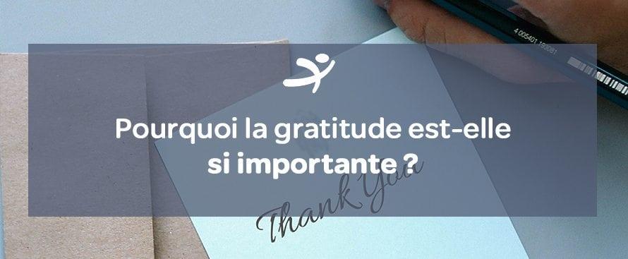 La Gratitude