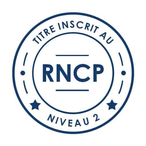Formations Coaching - Titre inscrit au RNCP (Niveau 2)