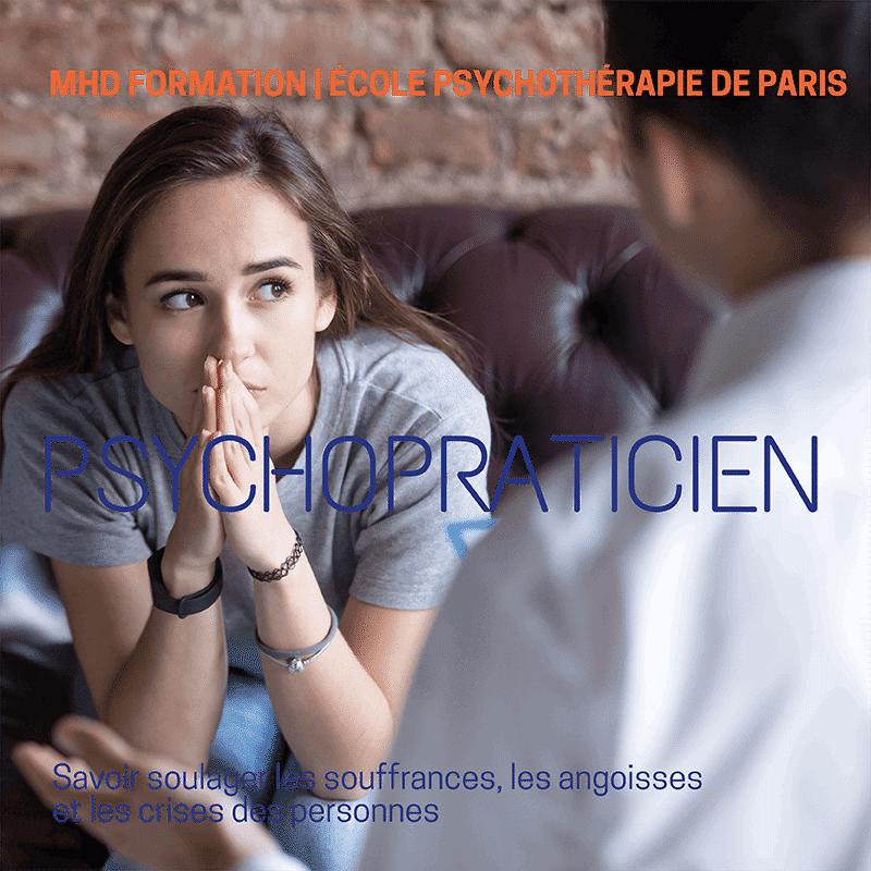 Qu'est-ce qu'un psychopraticien ?