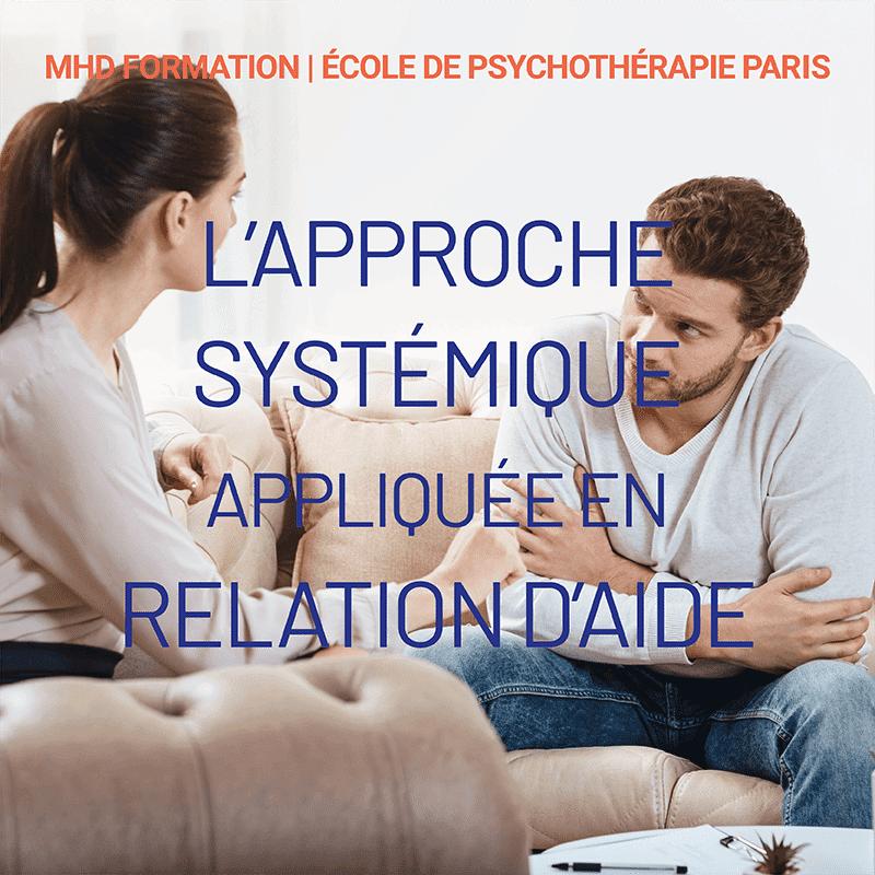 L'approche systémique appliquée en relation d'aide
