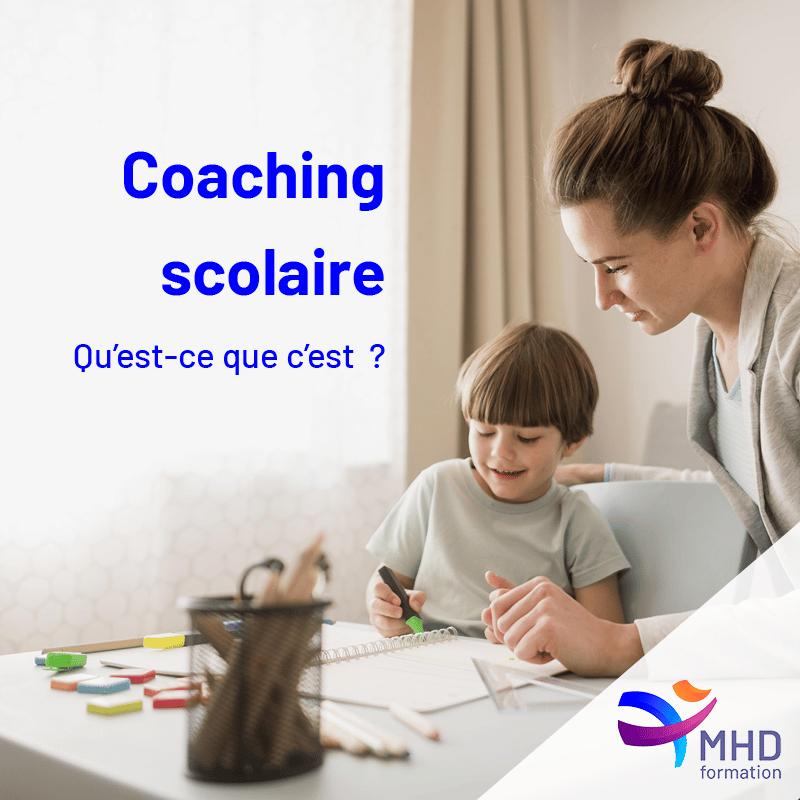 Coaching scolaire : un accompagnement personnalisé